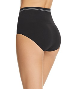 Yummie - Seamless Cotton-Stretch High-Waist Briefs