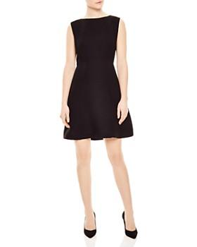 Sandro - Tolina Lace-Back Dress