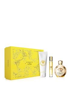 Versace Eros Pour Femme Eau de Parfum Gift Set ($176 value) - Bloomingdale's_0