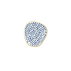 Fringe Studio Indigo Dot Mini Tray - Bloomingdale's_0