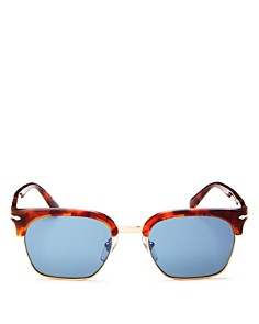 Persol - Men's Polarized Square Sunglasses, 53mm