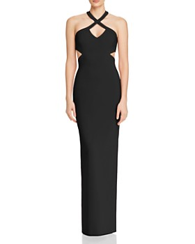 LIKELY - Carlone Cutout Gown