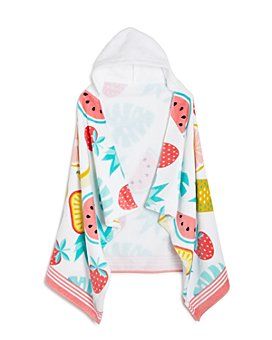 Caro Home - Fruit Punch Kids Hooded Beach Towel