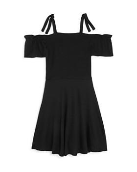 Sally Miller - Girls' Textured Kerry Dress - Big Kid