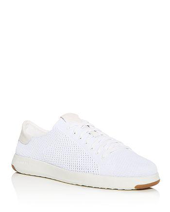 Cole Haan - Men's Grandpro Stitchlite Knit Lace Up Sneakers