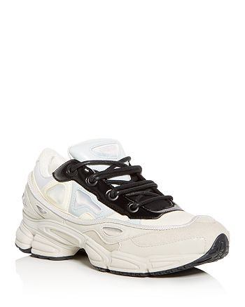 sale retailer a0523 10a2f Raf Simons for Adidas - Mens Ozweego III Lace Up Sneakers