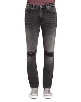 Mavi - Jake Brooklyn Slim Fit Jeans in Mid Gray