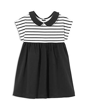 Jacadi Girls Striped Dress  Baby
