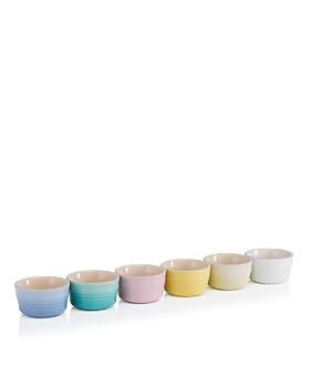 Le Creuset - Sorbet Mini Ramekins, Set of 6