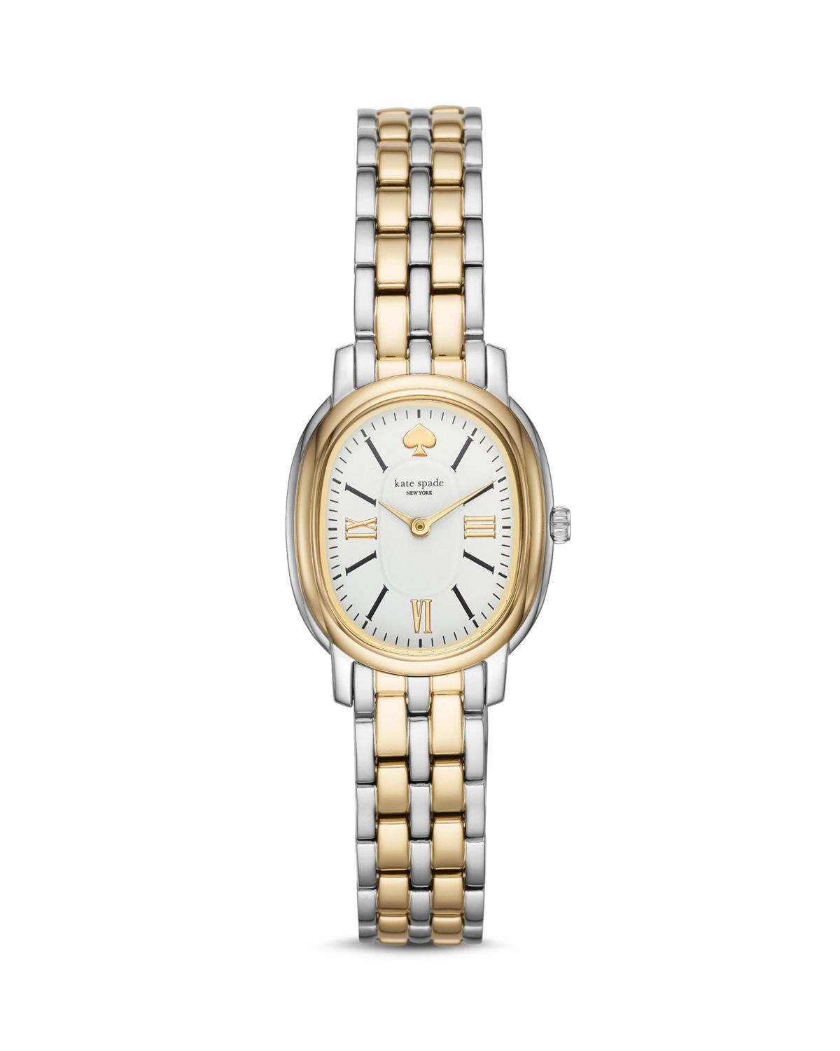 Two Tone Staten Watch, 25mm by Kate Spade New York