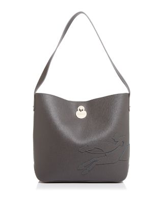 Shop It Medium Leather Hobo by Longchamp