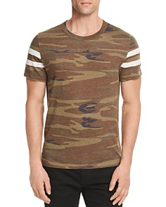 ALTERNATIVE Camouflage Football Tee - 100% Exclusive - Bloomingdale's_0