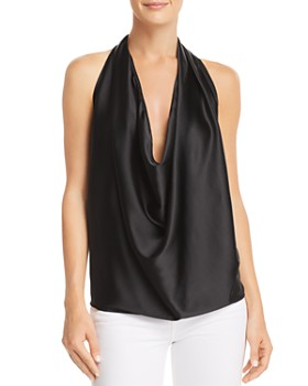 Ramy Brook - Harriet Convertible Satin Top