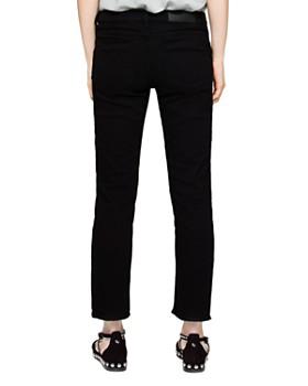 Zadig & Voltaire - Ava Skinny Jeans in Black