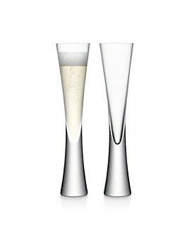 LSA - International Moya Champagne, Set of 2