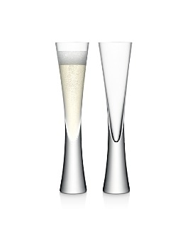 LSA - International Moya Champagne, Set of 2
