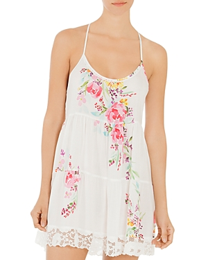 In Bloom By Jonquil FLORAL CHEMISE