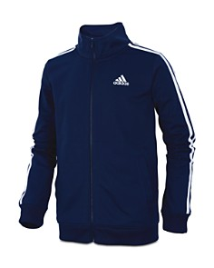 Adidas Boys' Iconic Tricot Jacket & Pants - Little Kid, Big Kid - Bloomingdale's_0