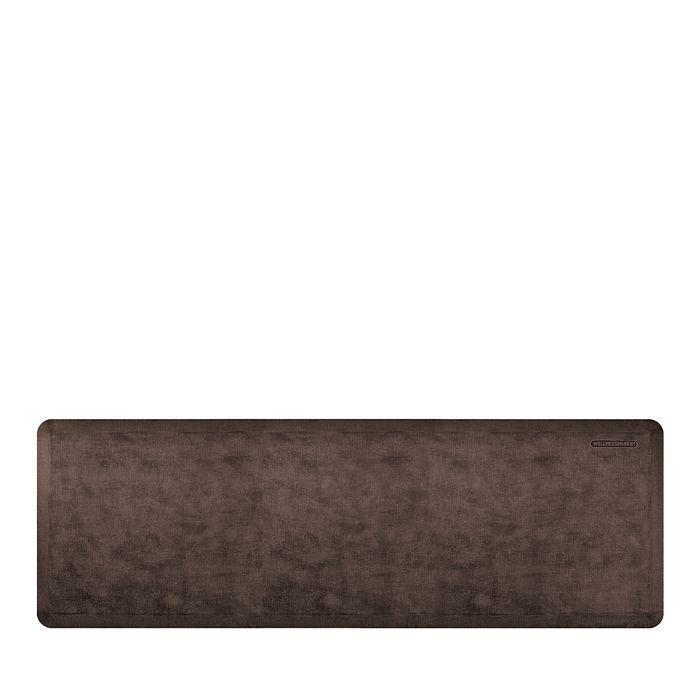 WellnessMats - Linen Anti-Fatigue Mat, 6' x 2'