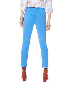 NYDJ - Sheri Slim Frayed Ankle Jeans in Wave
