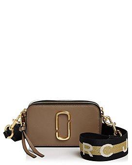 MARC JACOBS - Snapshot Leather Crossbody Bag