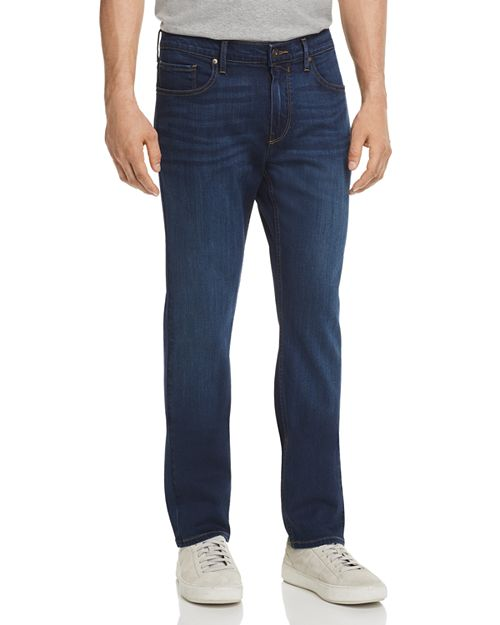 PAIGE - Federal Slim Fit Jeans in Justin