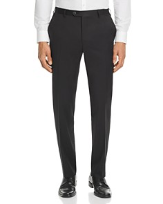 Corneliani - Basic Solid Regular Fit Dress Pants