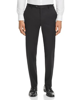 Corneliani - Basic Solid Regular Fit Dress Pants