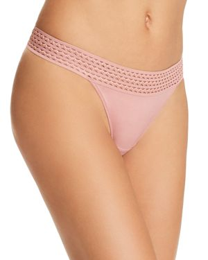 HEIDI KLUM INTIMATES FOREVER FORGET-ME-NOT THONG