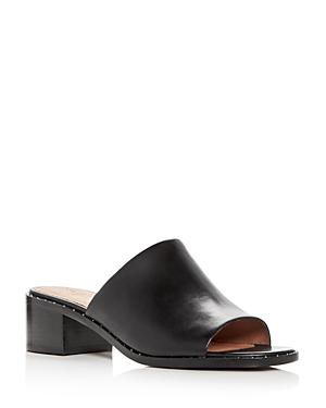 Frye Women's Cindy Leather Block Heel Sandals