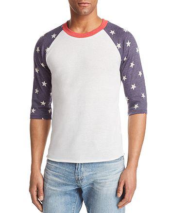 ALTERNATIVE - Star Baseball Shirt