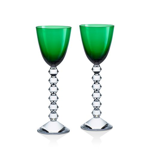 Baccarat - Vega Rhine Wine Glass, Set of 2