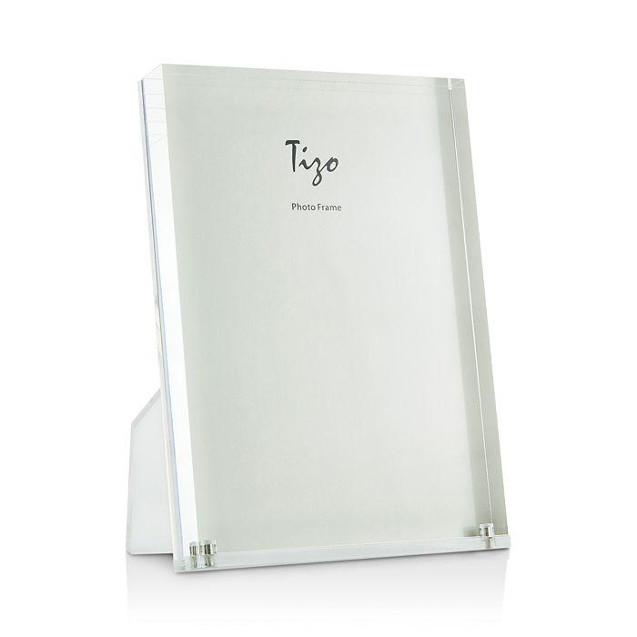 """Tizo - Lucite Frame, 5"""" x 7"""""""