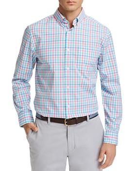 Vineyard Vines - Cattail Check Classic Fit Button-Down Shirt
