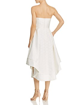 C/MEO Collective - Magnetise Strapless Midi Dress
