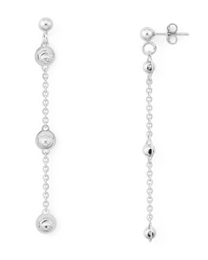 OFFICINA BERNARDI BEADED DROP EARRINGS