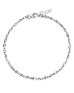 OFFICINA BERNARDI OVAL MOON ANKLET