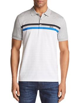 BOSS - Paddy Striped Regular Fit Polo Shirt
