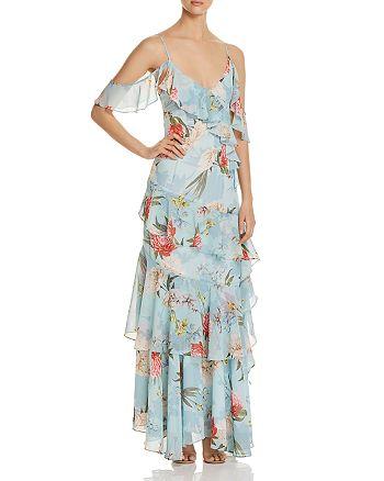 51b52c1ddb Yumi Kim Heart's Desire Tiered Ruffle Maxi Dress | Bloomingdale's