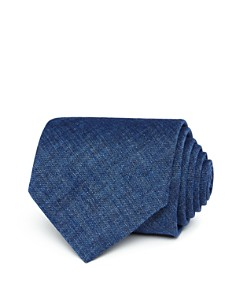 Brooks Brothers Solid Classic Tie - Bloomingdale's_0