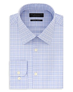 The Men's Store at Bloomingdale's Plaid Slim Fit Stretch Dress Shirt - 100% Exclusive_0