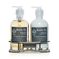 Barr-Co. - Sugar & Cream Hand and Body Caddy Set