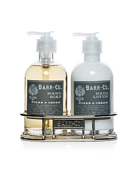Barr-Co. - Sugar & Cream Hand and Body Caddy Set