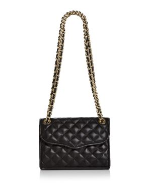 Rebecca Minkoff Quilted Affair Mini Leather Shoulder Bag 2981813