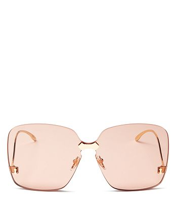 61f18a4f938 Gucci - Women s Oversized Rimless Square Sunglasses