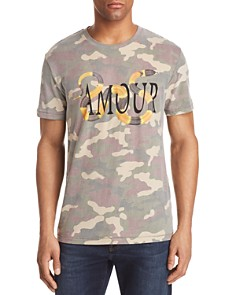 Eleven Paris Amour Camouflage Snakes Tee - Bloomingdale's_0