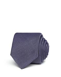 BOSS Textured Skinny Tie - Bloomingdale's_0