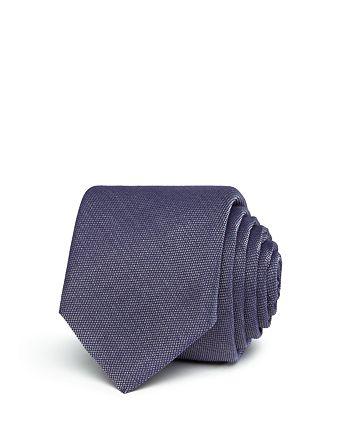 BOSS - Textured Skinny Tie