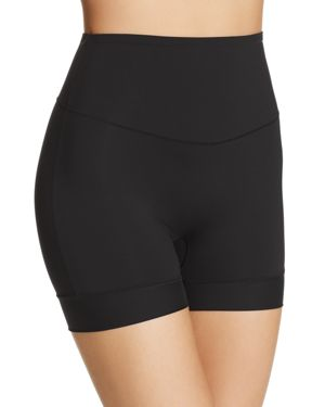 TUMMIE TAMERS MID WAIST SHAPING SHORTS