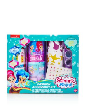 Saavi x Nickelodeon Shimmer and Shine Fashion Accessory Kit - 100% Exclusive - Ages 6+ 2968604
